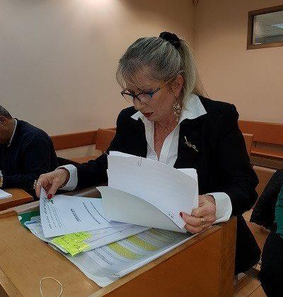 ניסיון רב שנים בגרפולוגיה משפטית - פנינה אריאלי - מכון לגרפולוגיה משפטית